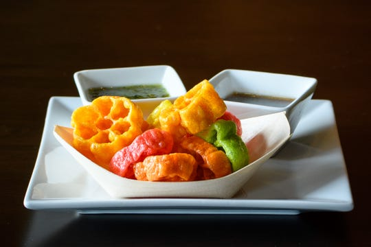 Some appetizer to start your meal at new Benares in Wyckoff