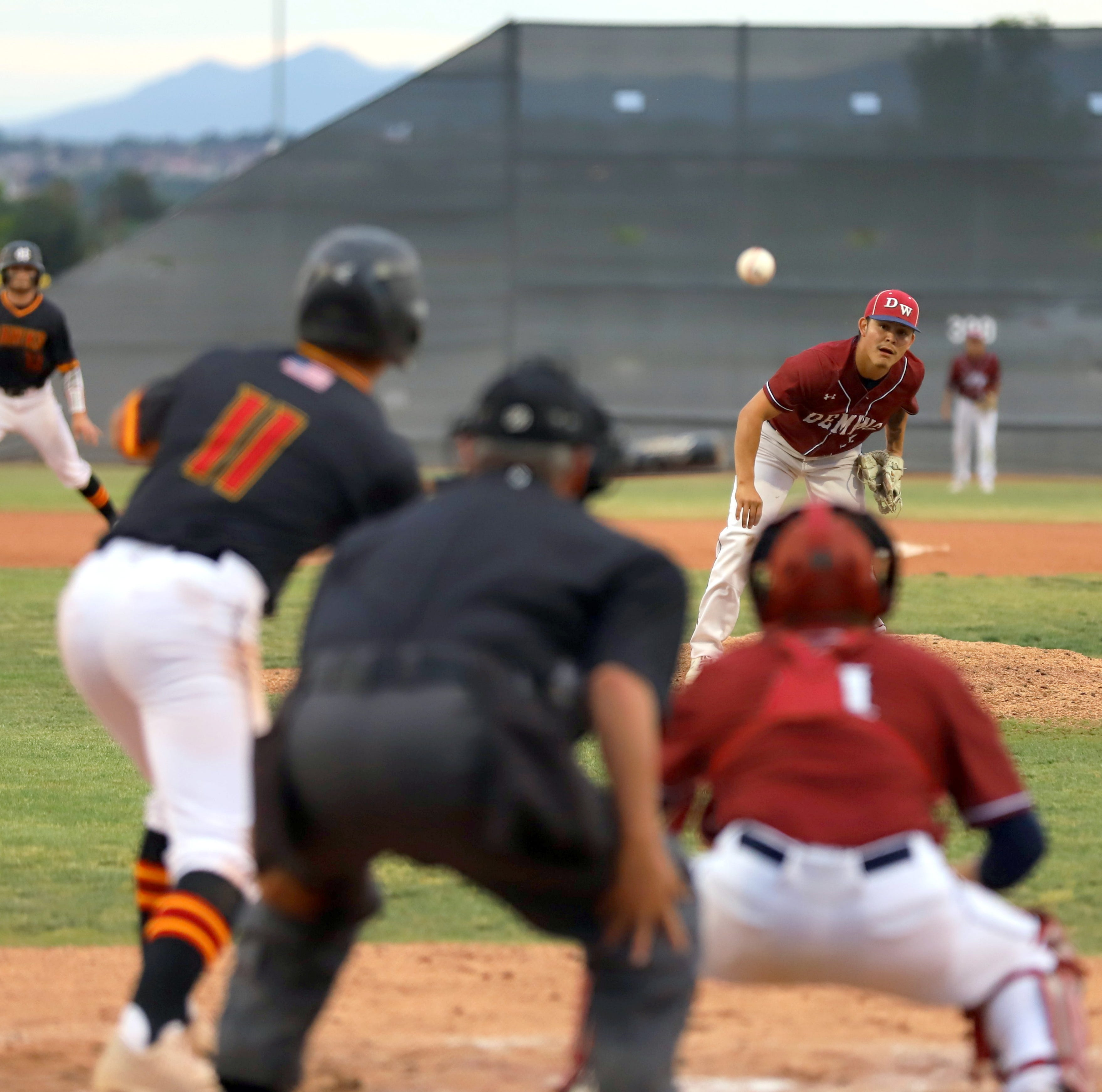 Deming High Wildcats lost 10-0 to Centennial Hawks in opening game of Class 5A playoffs