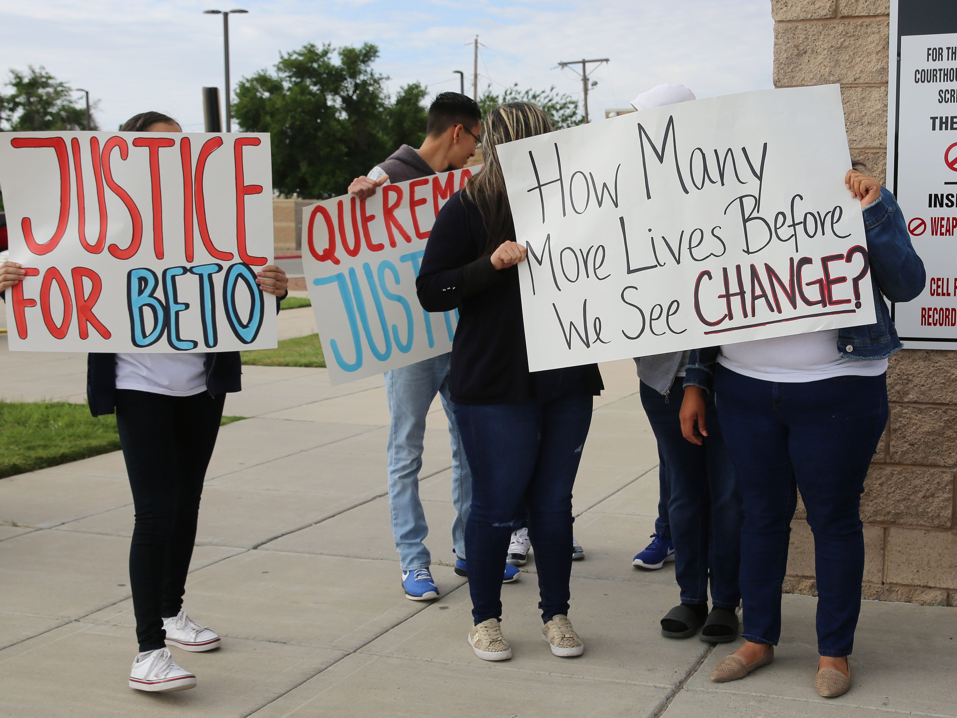 The community was outraged after Oscar Ivan Anchondo's bail was originally set at just $5,000. Since then, over 1,000 people have signed a petition, to have more reasonable bond set in the case. Anchondo is accused of killing Anthony N.M. teenager Beto Romero, in a hit-and-Run accident April 3,