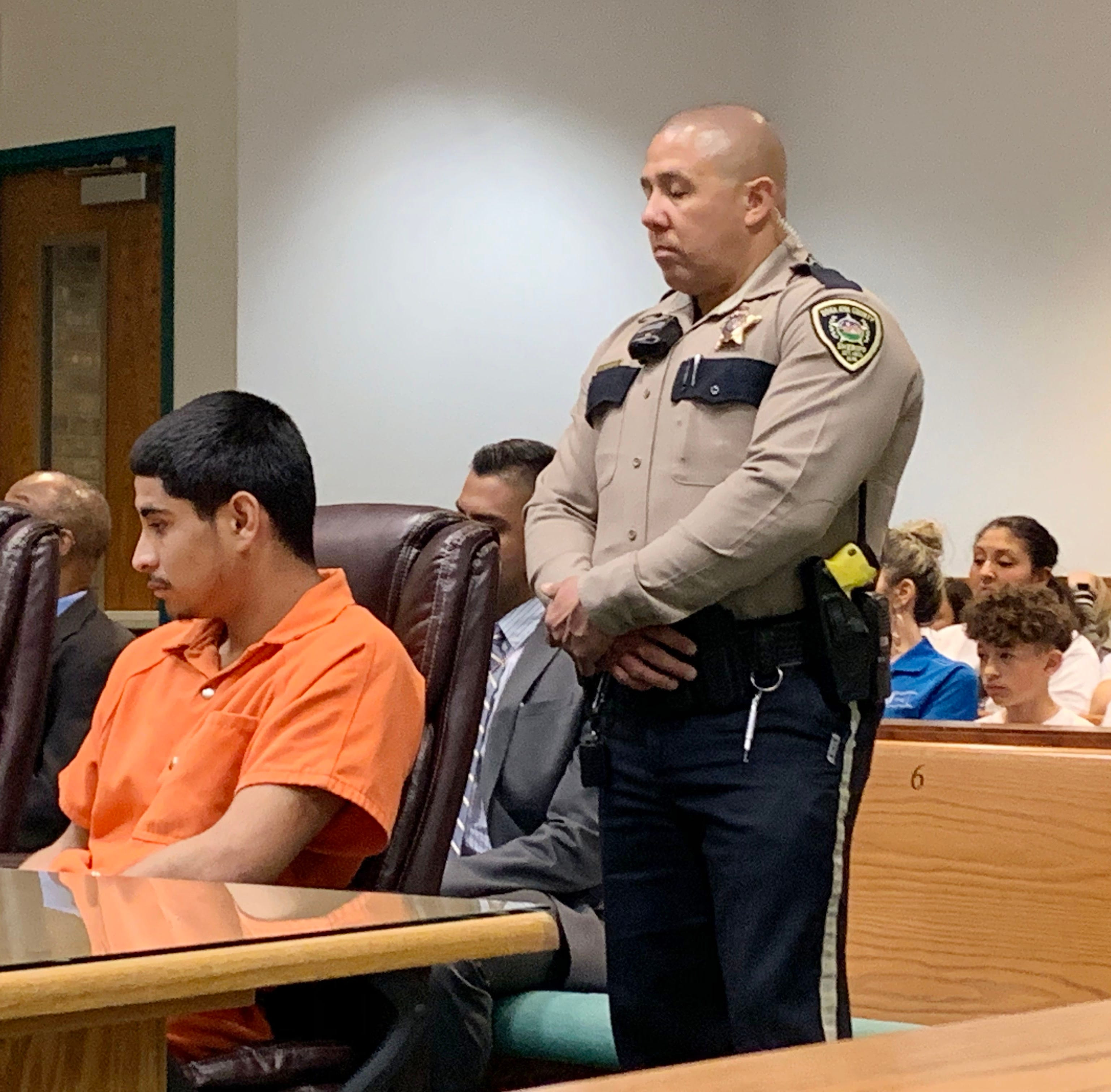 Vehicular homicide suspect to remain in jail until trial