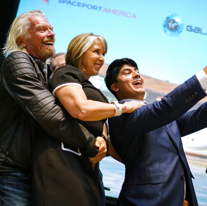 Virgin Galactic moving all operations to southern New Mexico