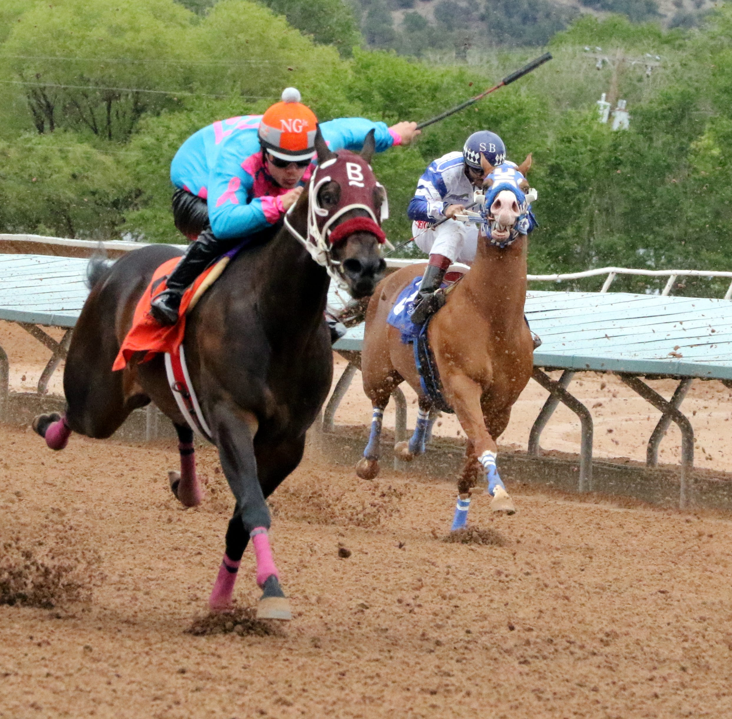 Ruidoso Downs live updates all 7 Maiden Trails completed