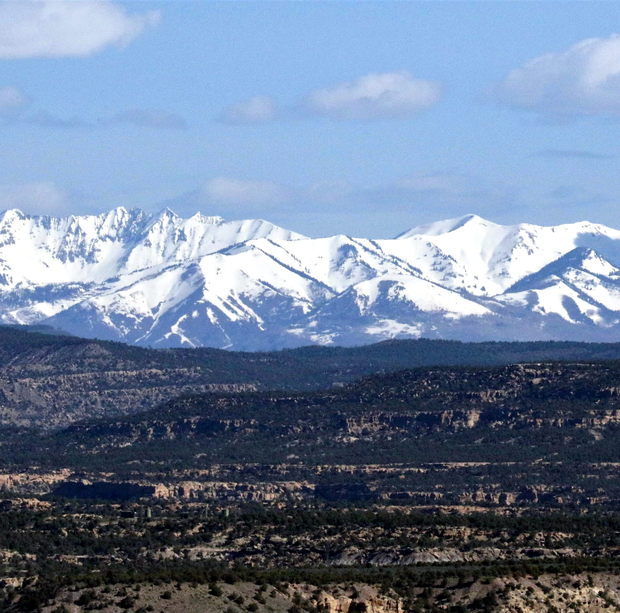 Mother's Day weekend storm adds to New Mexico's already impressive snowpack