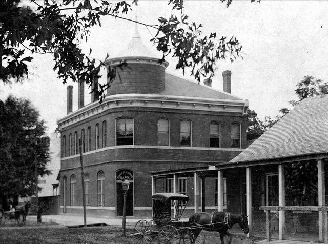 Banking in Opelousas — The First National Bank of Opelousas