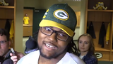 Packers rookie outside linebacker Rashan Gary discusses his excitement to play on the same defense as Preston and Za'Darius Smith.