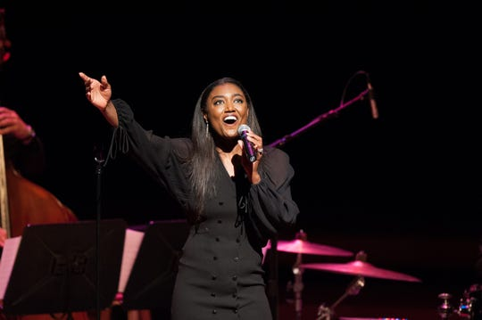 "Singer and actress Patina Miller, who won a Tony Award for playing the Ben Vereen in ""Pippin,"" will perform at the Annenberg Theater on Feb. 15, 2020."