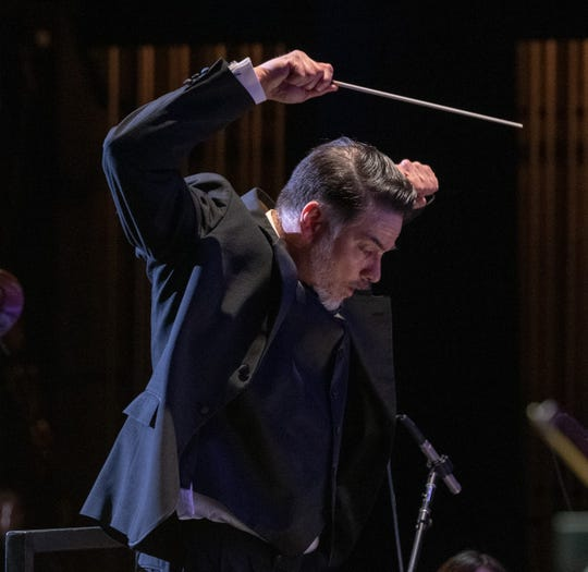 Maestro John Mario, Coachella Valley Symphony