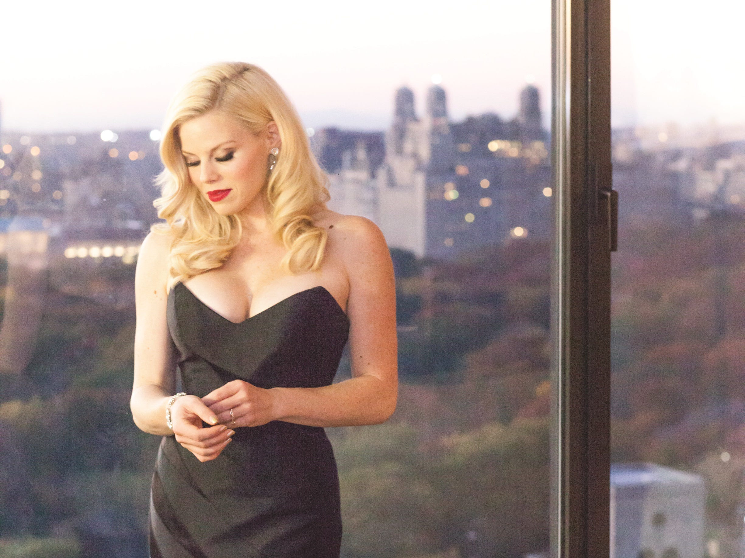 Megan Hilty will perform April 11 at the Annenberg Theater