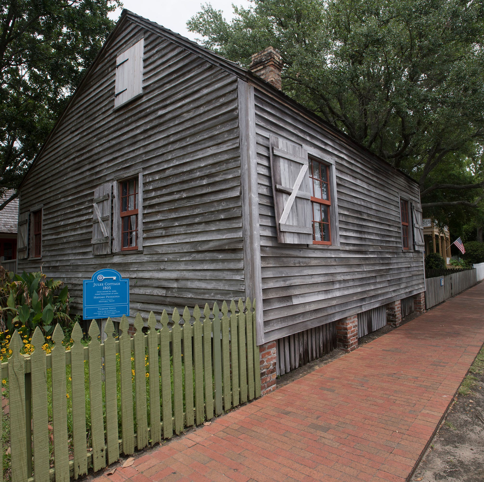 Julee Cottage offers special glimpse into Pensacola history | John Appleyard