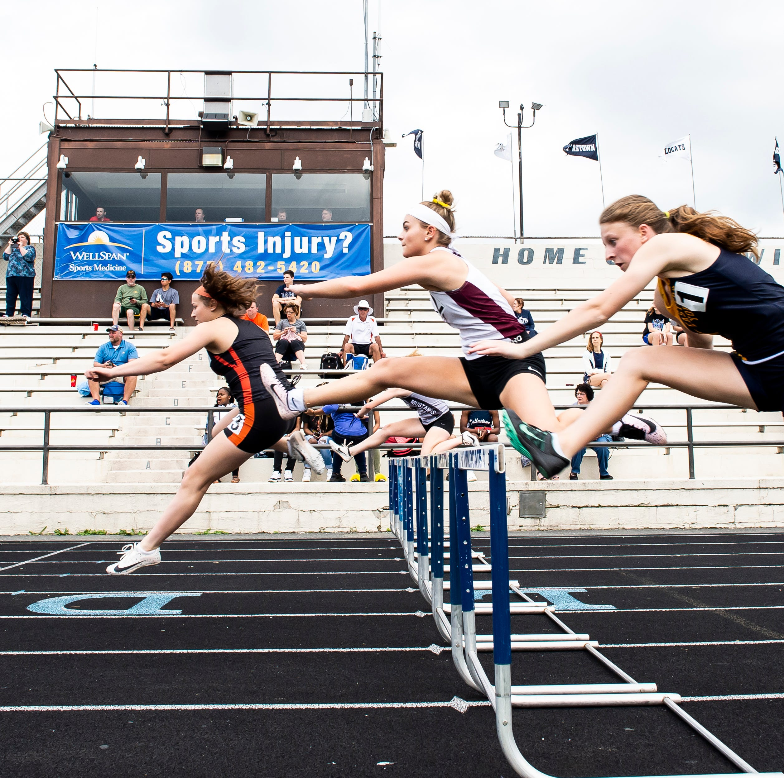 Results: 2019 YAIAA boys', girls' track and field meet