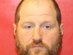 Richard Lee Barrett, perverted practice forcible, born on 11/27/1978, male, 5-foot-6, primary residence reported as homeless, Hagerstown.
