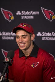 The Cardinals gave up a lot to acquire  wide receiver Andy Isabella.