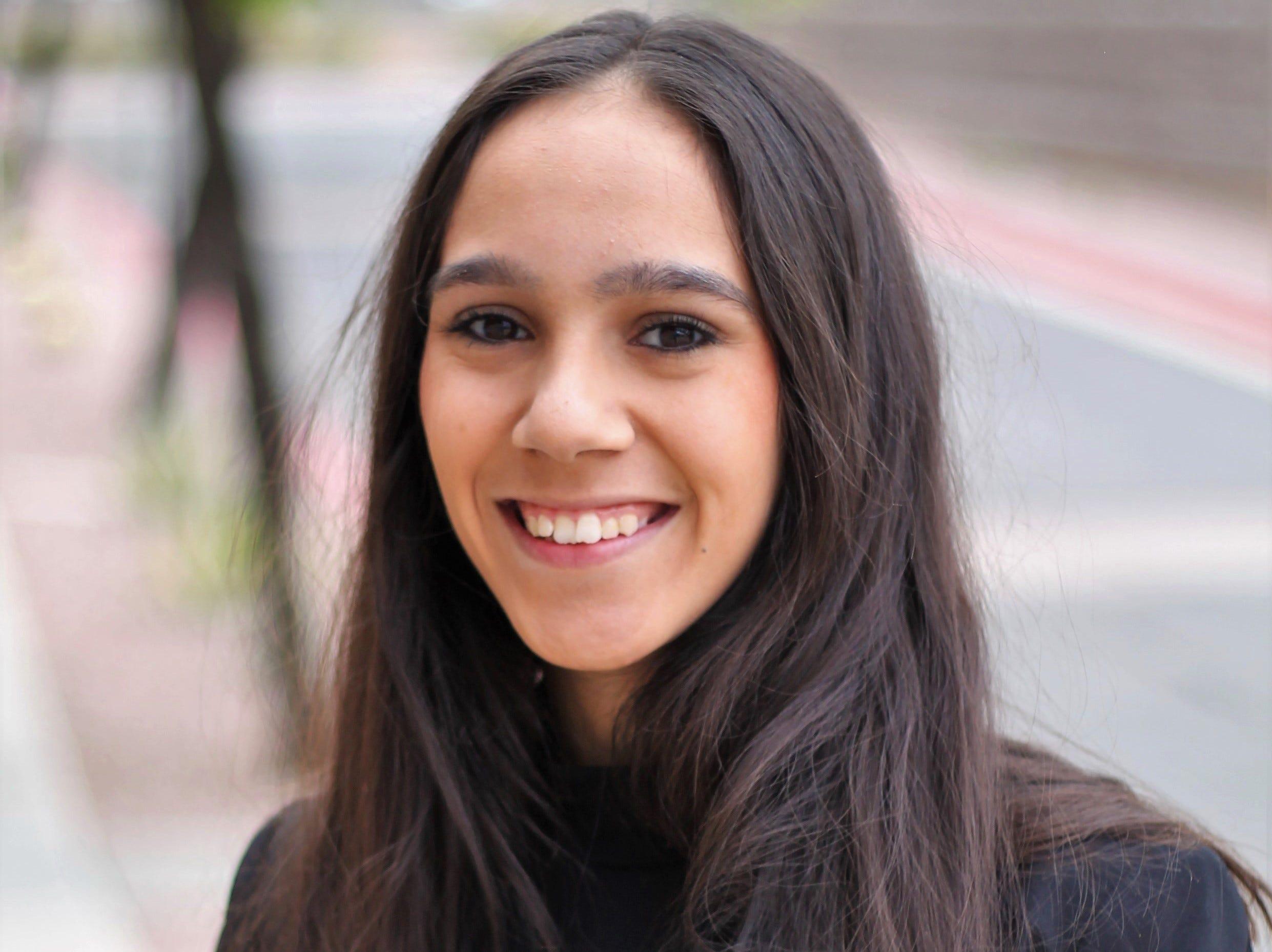 Amanda Abdelsamad, Corona del Sol High School in Tempe.