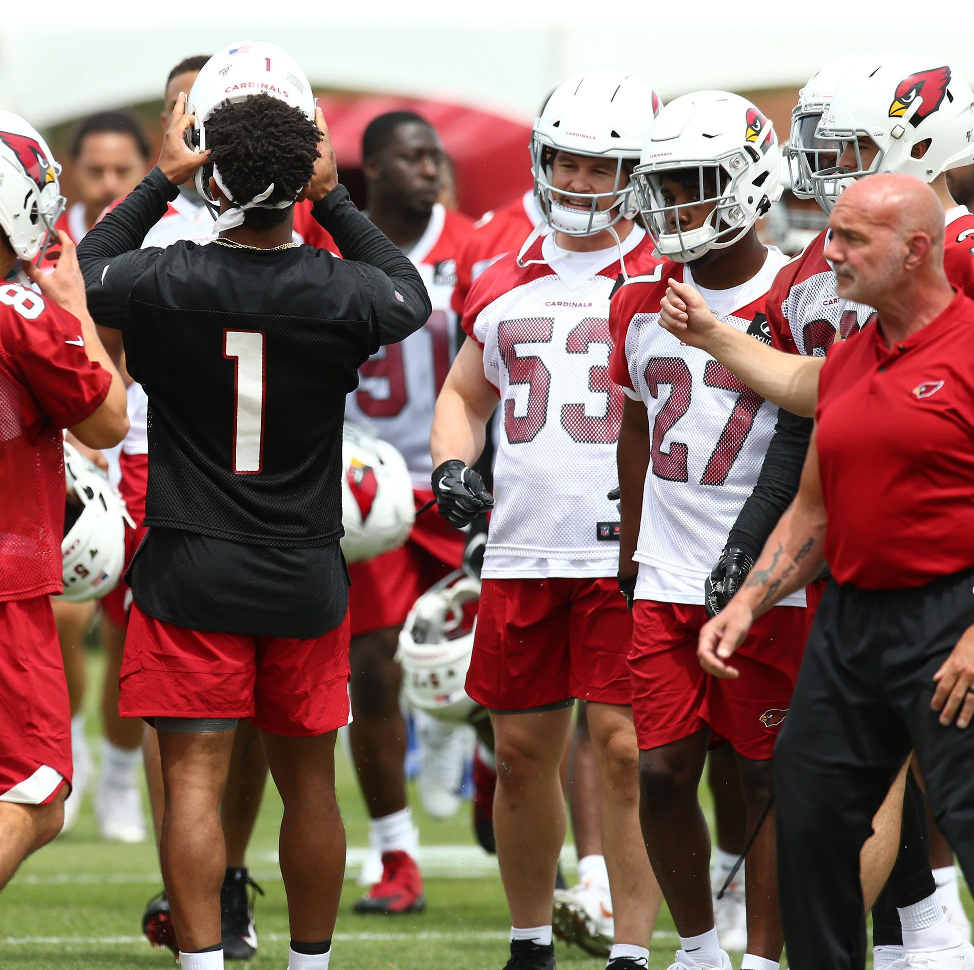 Arizona Cardinals 2019 depth chart: A ridiculously early look  at how it could shake out