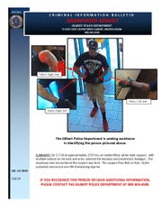 Suspect photos released in armed robbery and shooting in Gilbert