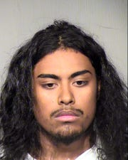 Destin Molina, 20, allegedly accidentally shot and killed his friend.