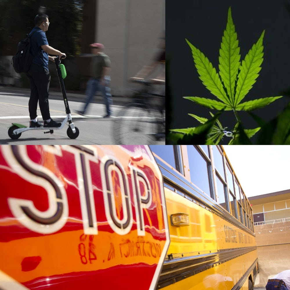 10 new Arizona laws that will impact schools, drivers, taxpayers