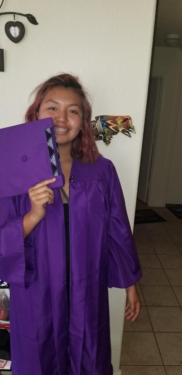 Native American student fights Valley Vista High School&apos