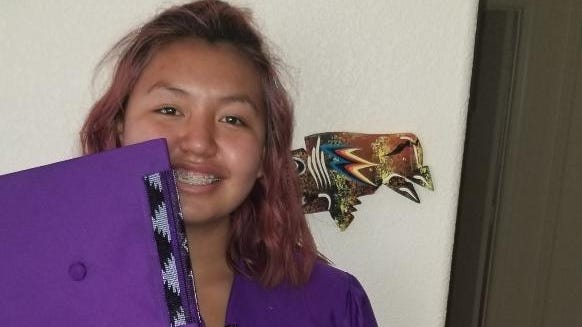 ACLU defends Native American student's right to wear beaded cap to graduation