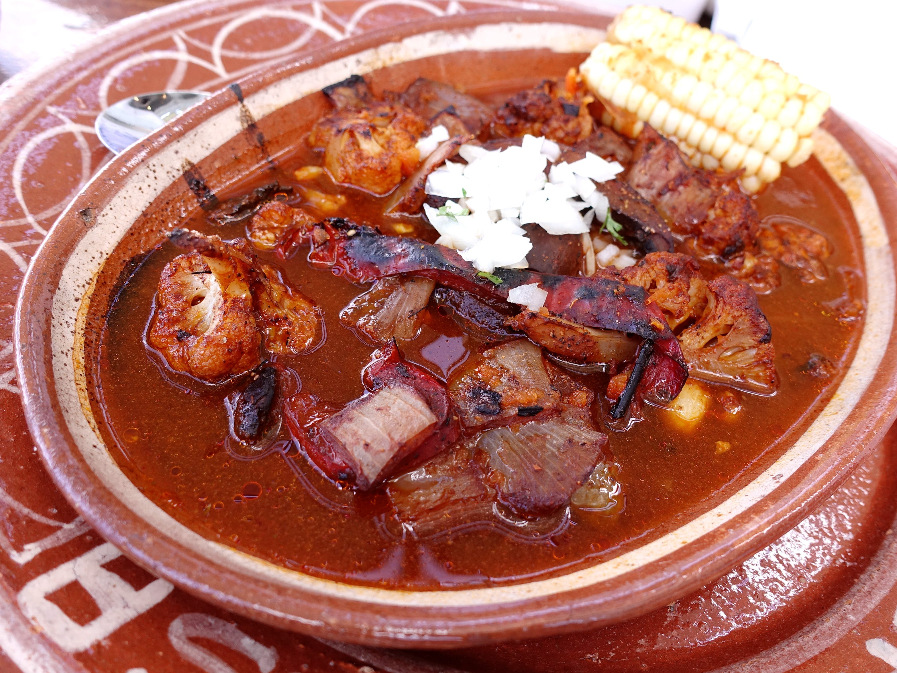 Birria vegana at La Marquesa in Phoenix.