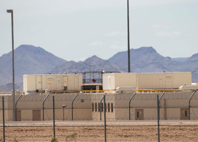 Lewis Prison facility located on 26700 South Highway 85,, Buckeye, AZ