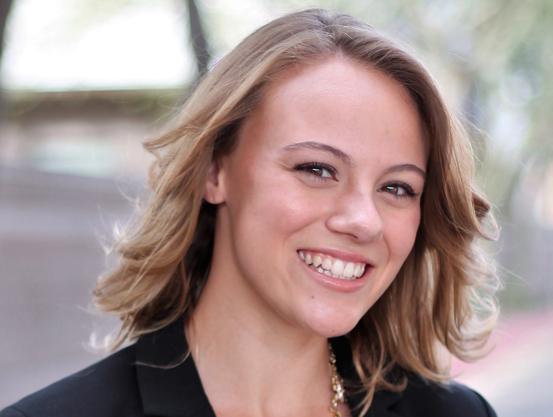 Sarah Wilson, Arizona Agribusiness & Equine Center-Estrella Mountain, Avondale.