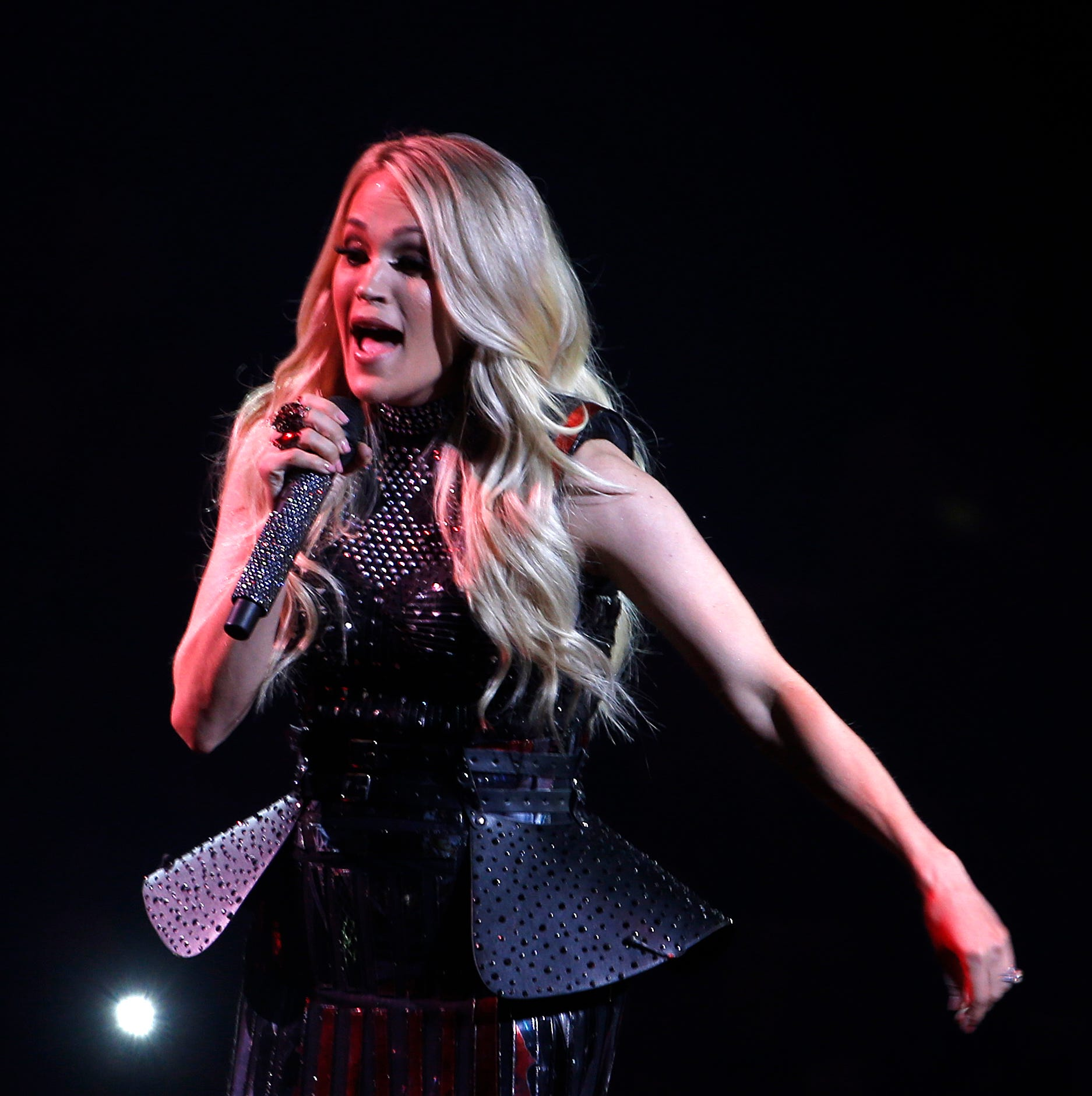 Carrie Underwood's Cry Pretty Tour puts the spotlight on female voices in country music