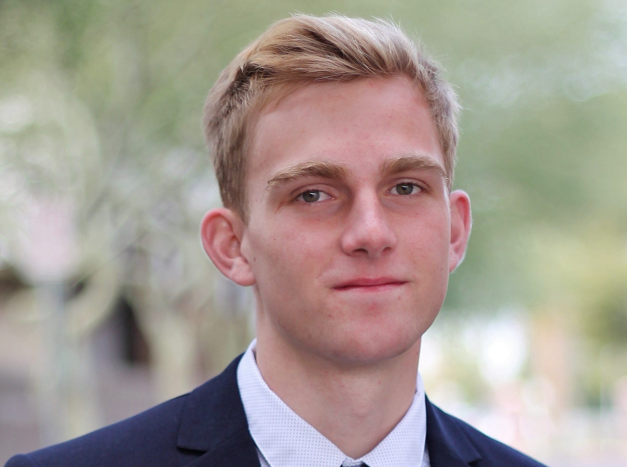 Finlay Parsons, Sonoran Science Academy, Tucson.