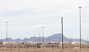 Lewis Prison facility located in Buckeye, Arizona.