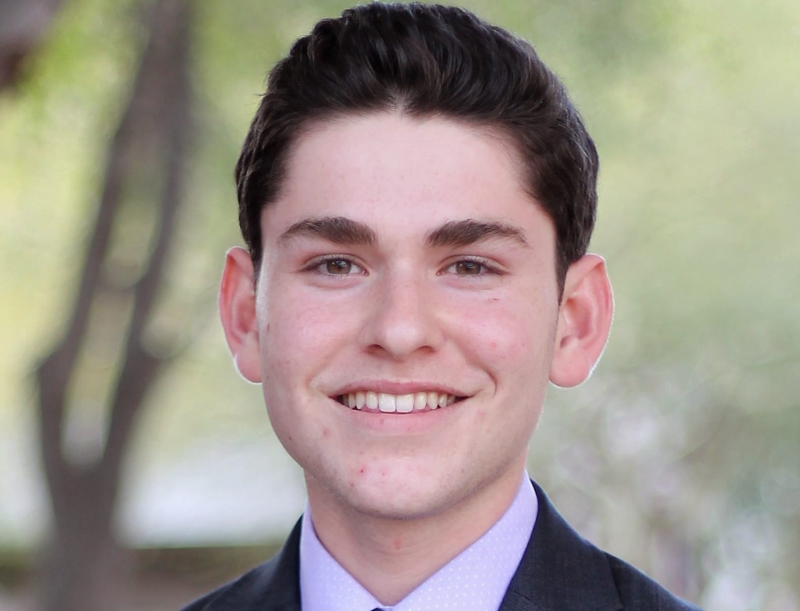 Kyle Polen, Chaparral High School in Scottsdale.