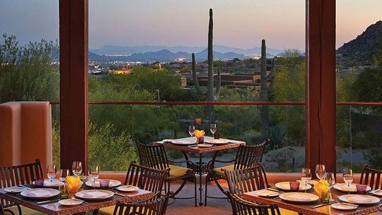 Four Seasons Resort Scottsdale de Troon North.