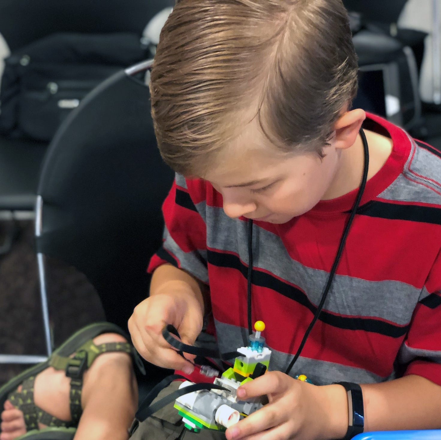 Reno program makes kids learn robotics, maybe even hate math a bit less