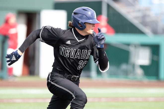 Nick Seamons and his Nevada teammates will play their final Mountain West series this weekend.