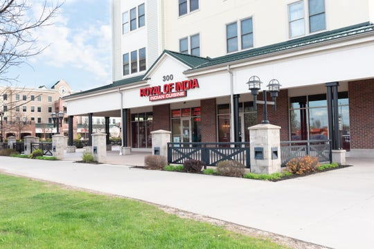 Royal of India in Henrietta is at 300 Park Point Dr. in Henrietta.