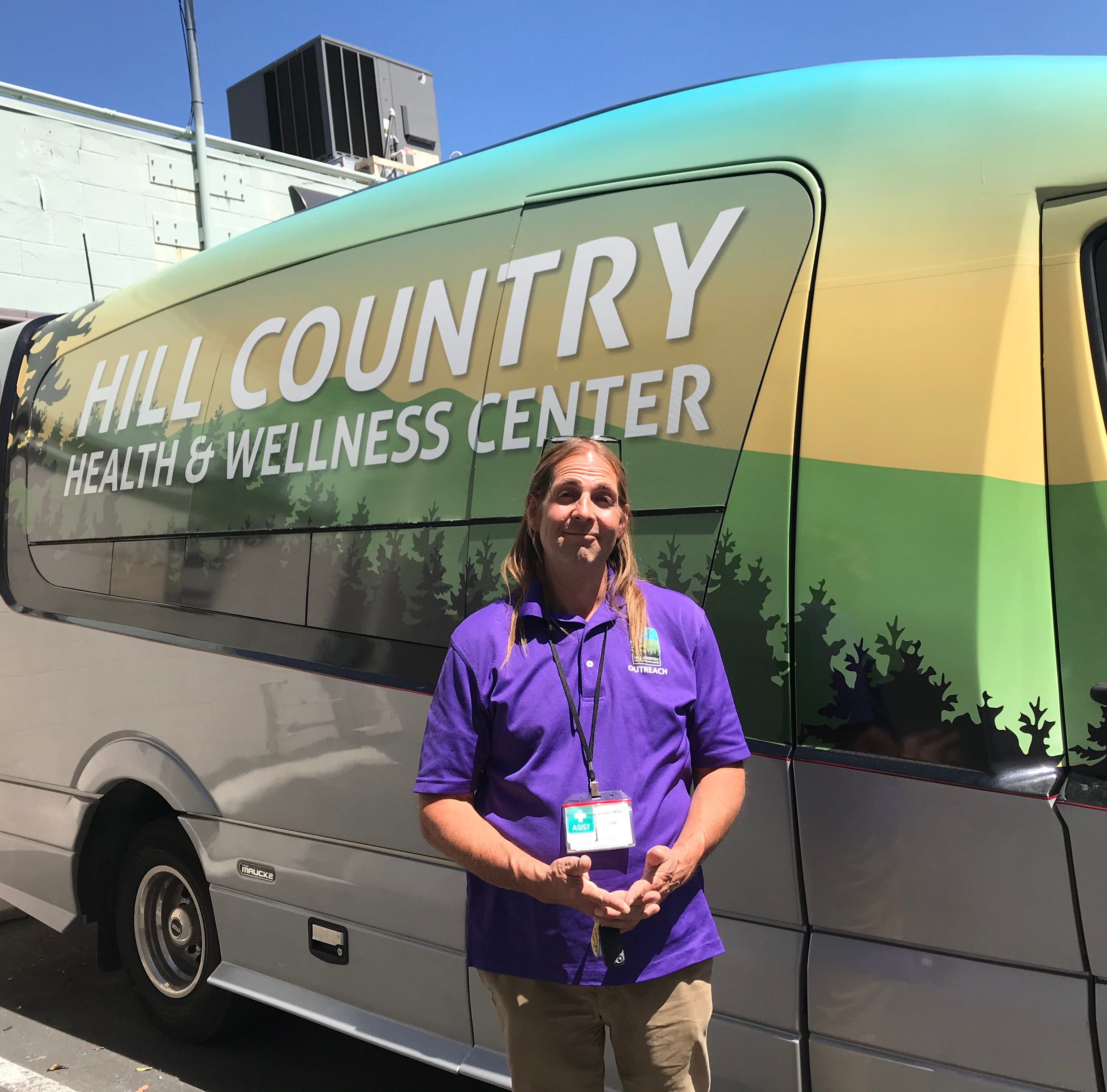 Hill Country's mobile mental health crisis unit logs 200+ calls in Redding since January