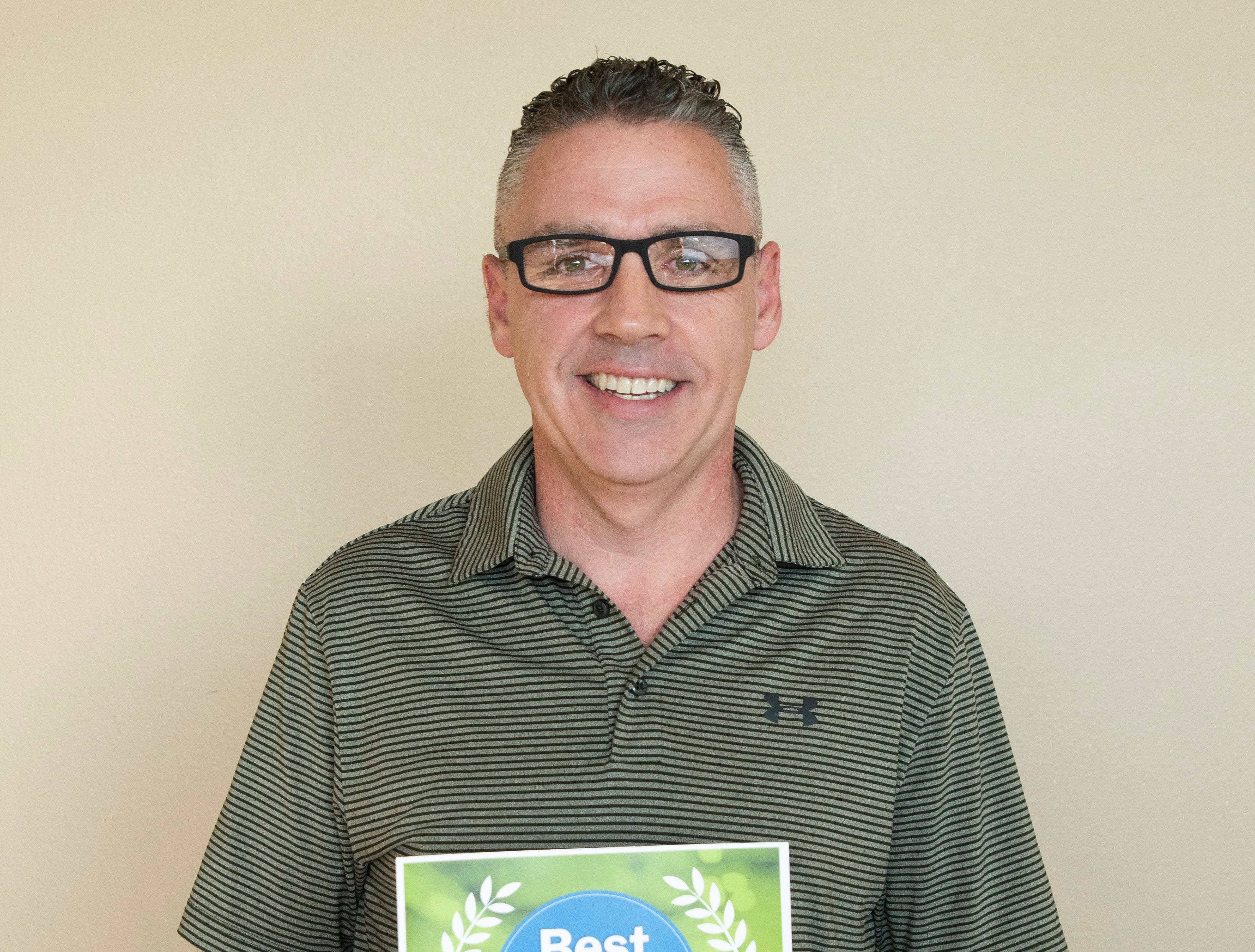 Aspen Pain Clinic won silver for Best Massage in the 2019 Best of the Mid-Valley.