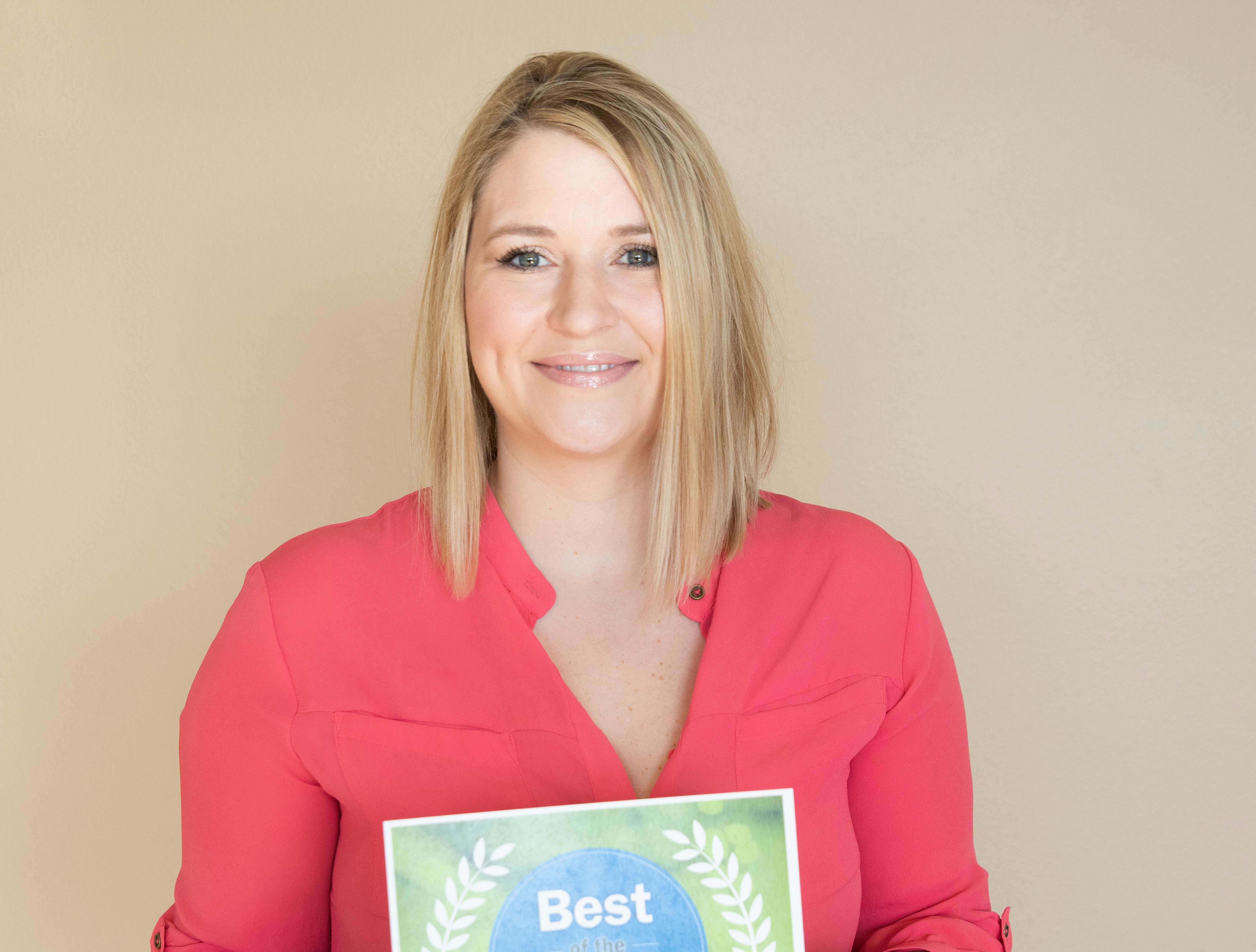 Waxing by Teea won gold for Best Waxing in the 2019 Best of the Mid-Valley.