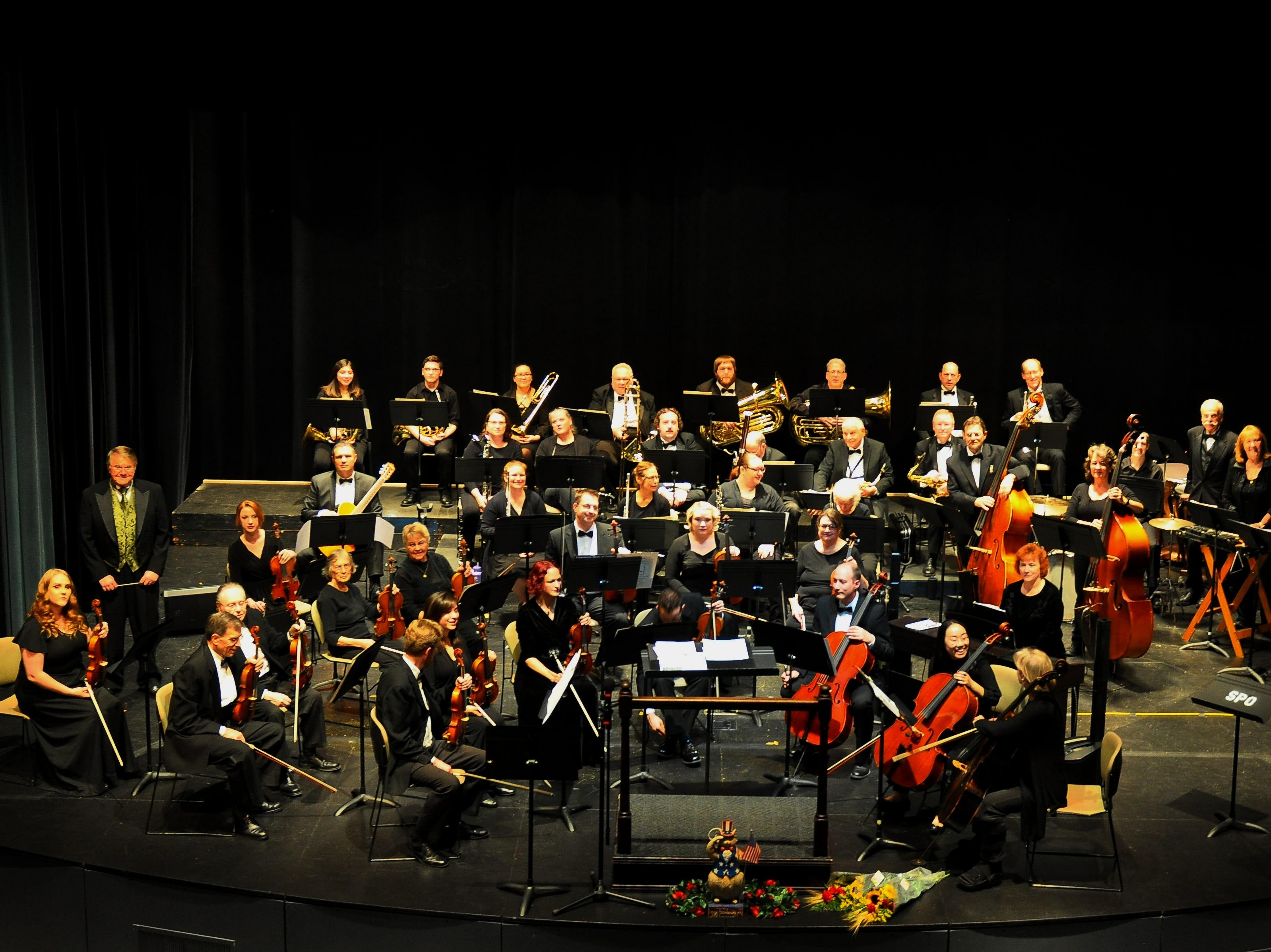 """Salem Pops Orchestra:""""Springtime With The Pops! Music Fresh and Fabulous"""" live performance, 3 p.m. Sunday, May 19,Chemeketa Community College, Building 6 auditorium,6 E Campus Loop. $15 general admission, $5 students and $2 for ages 5and younger.www.salempopsorchestra.org."""