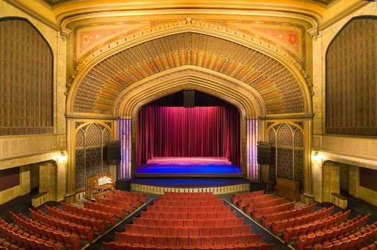 Pentacle Theatre's annual fundraiser will be at theElsinore Theatre Jan. 3-5.