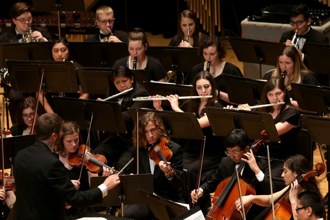2019 State Orchestra Championships: West And South Salem