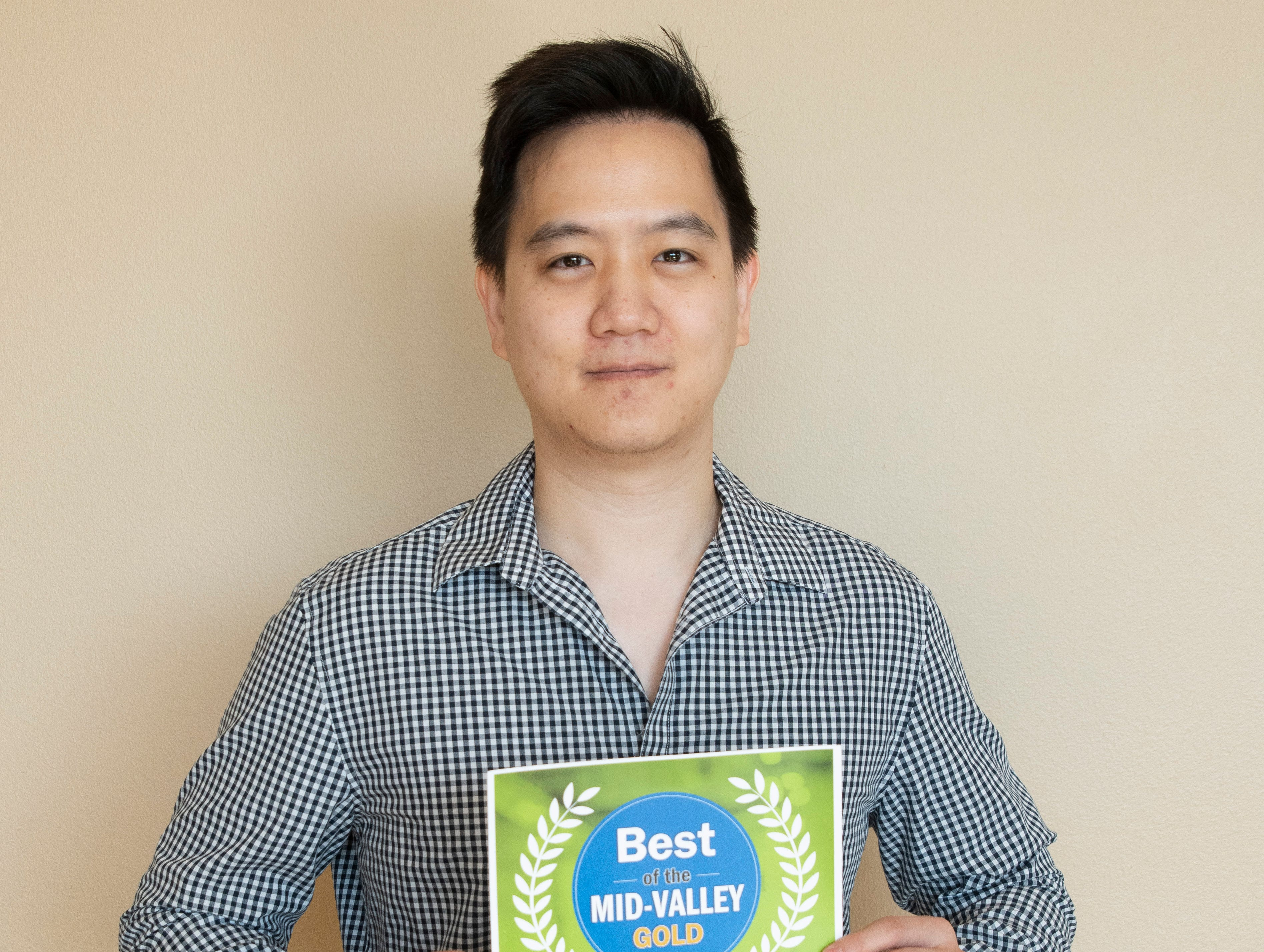 Thai Orchid won gold for Best Thai in the 2019 Best of the Mid-Valley.