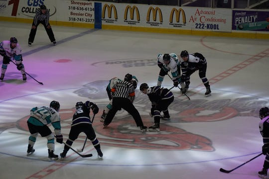 The Shreveport Mudbugs' 2018-19 season ended in the NAHL South Division Final.