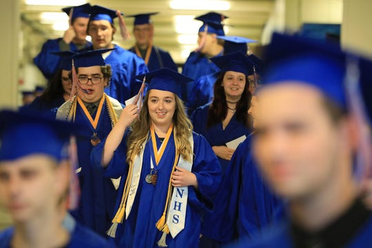 After a drop in 2018, Springfield's four-year graduation rate increased in 2018.
