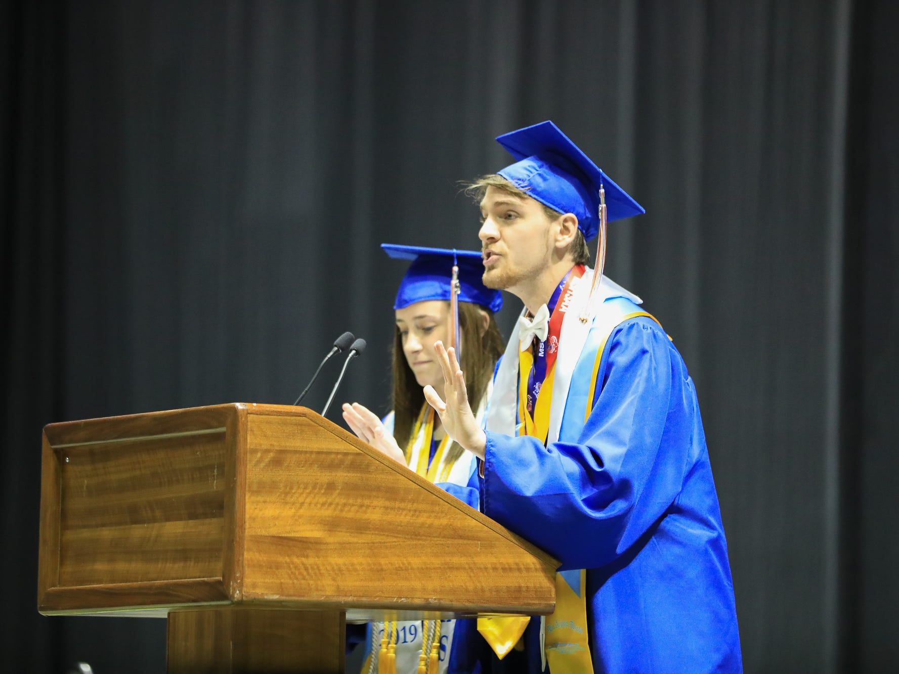 Hillcrest High School Graduation ceremonies for the 2019 Class took Place Thursday, May 9, 2019 at JQH.