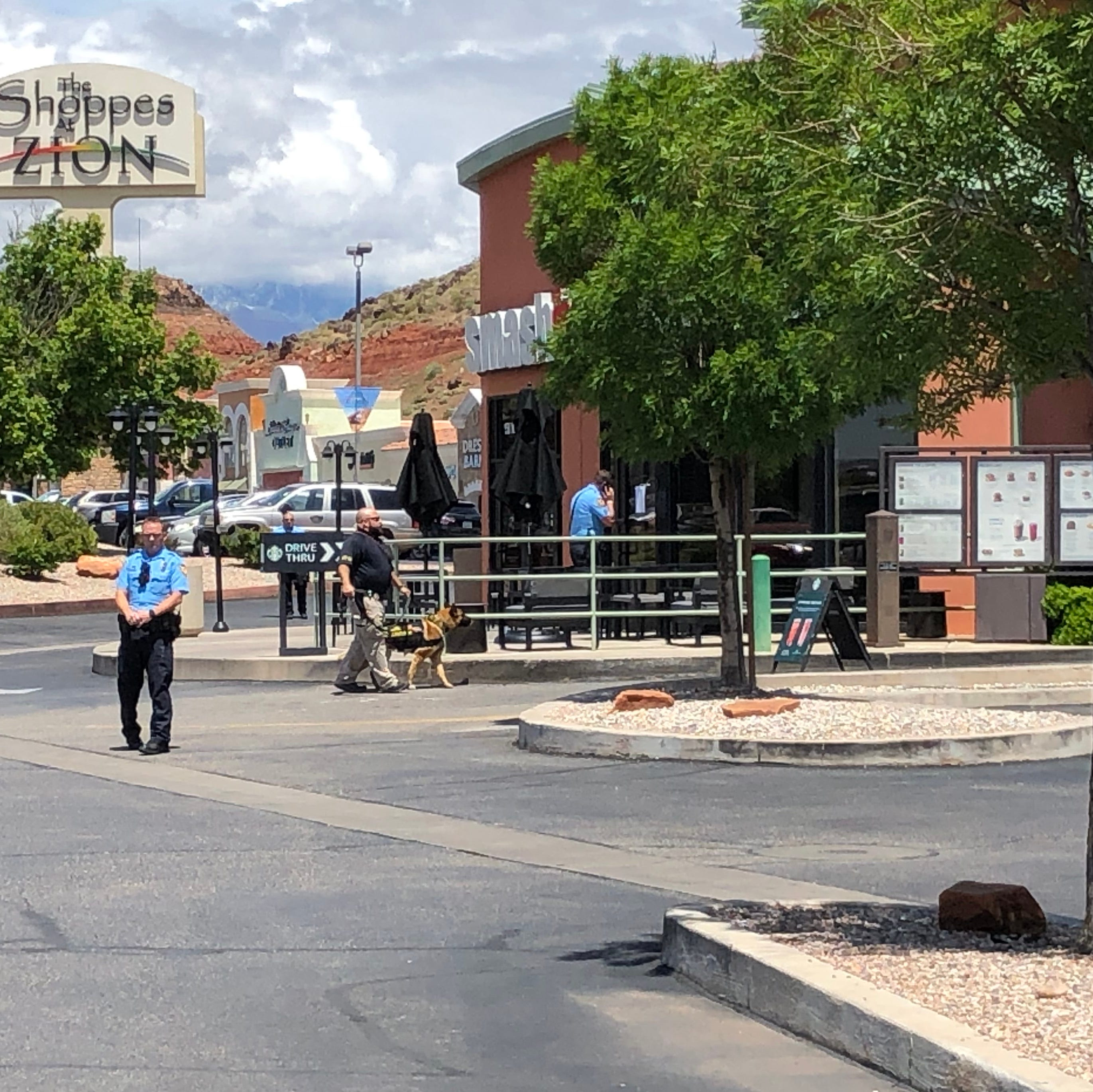 Bomb threat forces evacuation at Starbucks in St. George