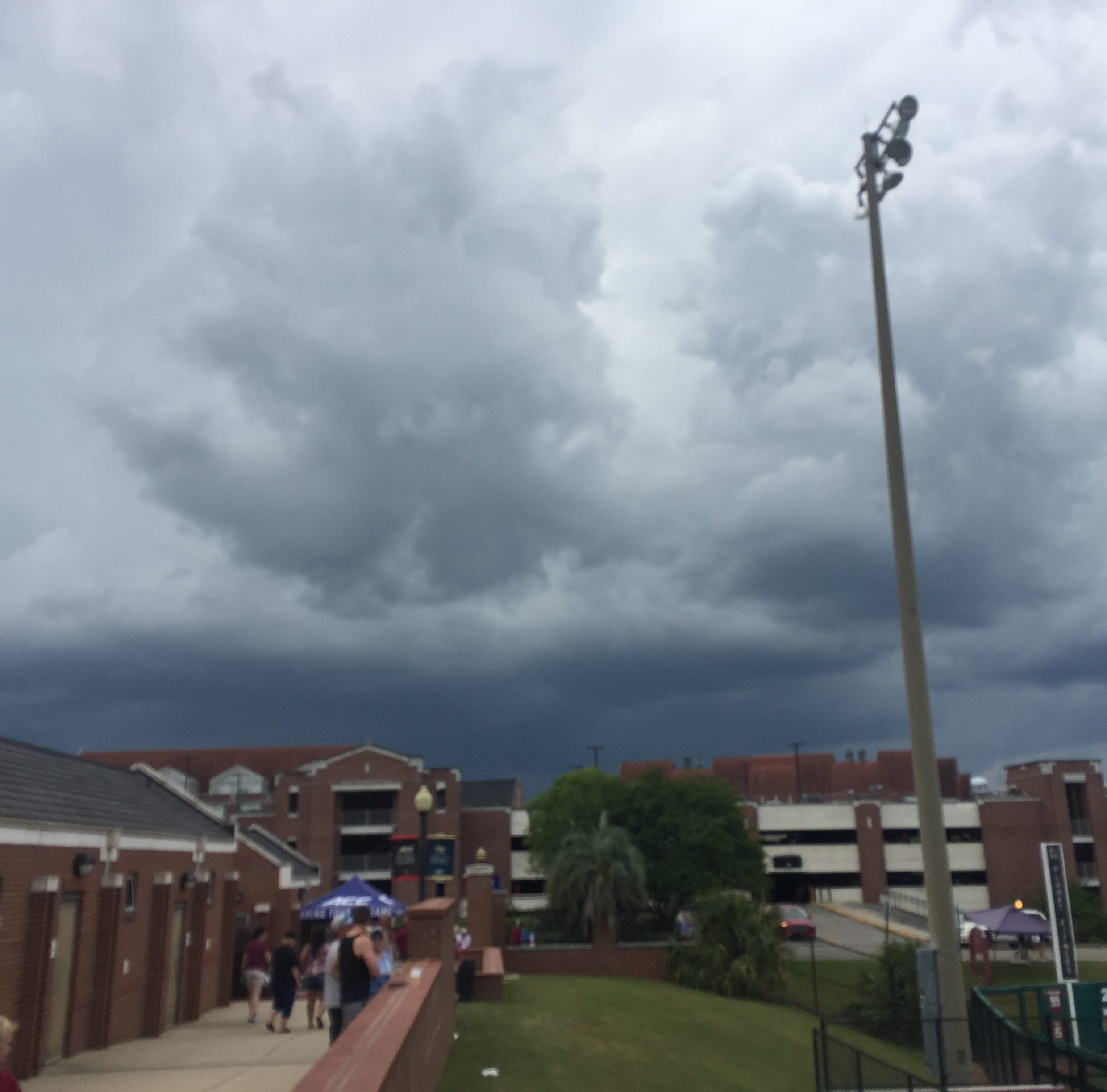 Florida State softball's ACC Semifinal game delayed due to weather