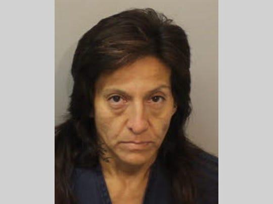 Christina Hall, 47, maintaining a drug house, violation of probation