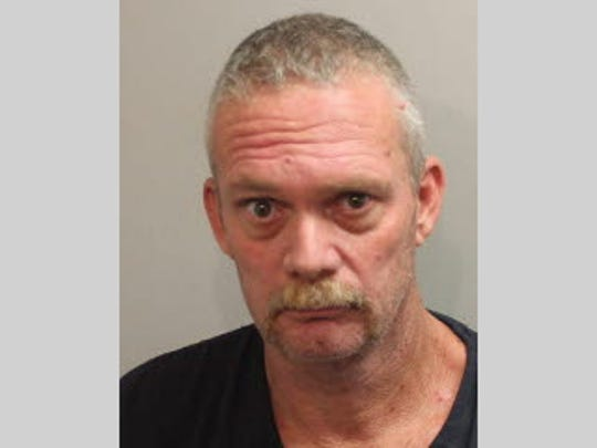 Anthony Belk, 55, possession of meth, maintaining a drug house, possession of meth with intent to sell, paraphernalia possession, grand theft of a firearm.