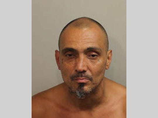 Edwin Tirado, 45, possession of meth, possession of drug paraphernalia and maintaining a drug house