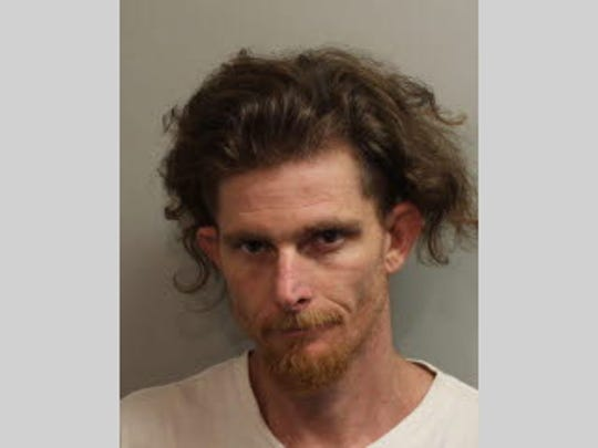 Darren Jones, 35, possession of meth, possession of less than 20 grams of marijuana, possession of drug paraphernalia, tampering with evidence, obstructing the service of a search warrant, maintaining a drug house and a Wakulla County warrant on charges of violation of probation